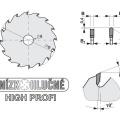 Pilový kotouč SK  303x3,2/2,2x30  5390    60 DHZ HP - PILANA