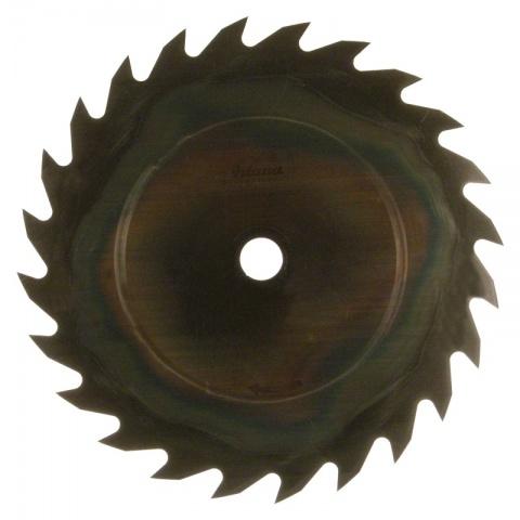 Pilový kotouč na dřevo   350x3,5x30  5311 - 24KV22° popouštěná  PILANA