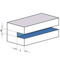 Fréza drážkovací stavitelná s VBD  140x5,0-9,5x30  4+4z  F602-14531