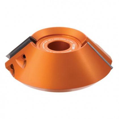 Fréza úhlová s VBD  45°  150x50x30  2z  ALU  C694.002.30