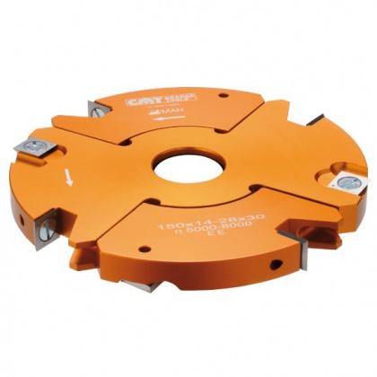 Fréza drážkovací stavitelná s VBD 150x14-28x30  4+4z  C694.021.30