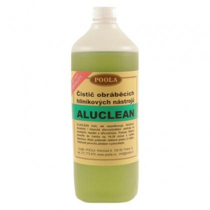 Aluclean čistič hliníkových obráběcích nástrojů - Láhev 1 litr