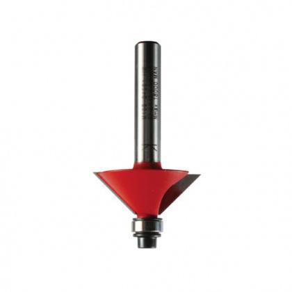 Úhlová fréza SK  45°  32,2x61,7/12,7  d=8mm, Fachmann