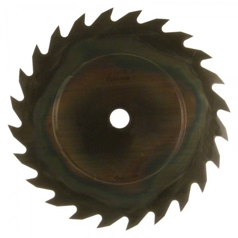 Pilový kotouč na dřevo   350x3,2x30  5311 - 24KV22° popouštěná  PILANA
