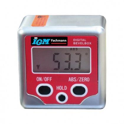 FDU-001  Digitální úhloměr +/- 180° s přesností 0,1°, Fachmann