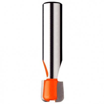 Drážkovací rádiusová fréza CORIAN SK R3,2  25,4x12,7  d=12mm