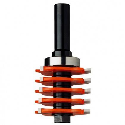 Fréza pro profesionální spoje 47,6x47,6/ H9,5  d=12mm (T=12-40)