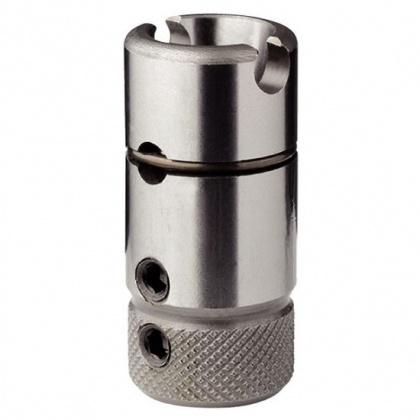Redukce pro kolíkovací stroje  10/19,25x43 - rychloupínací