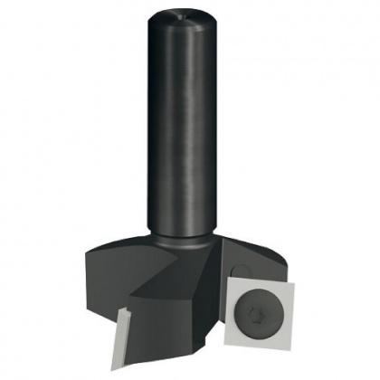 Mini stopková fréza na plochy VBD  38/12x60  s=12  3z
