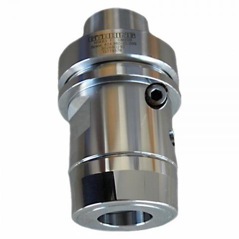 CNC - Hydraulický upínač HSK 63F upínací průměr d=20mm