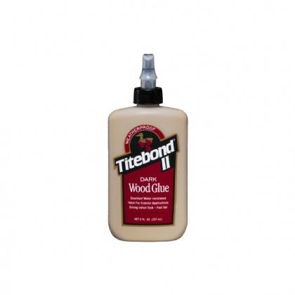 Titebond II Dark Lepidlo na dřevo tmavé D3, 237ml