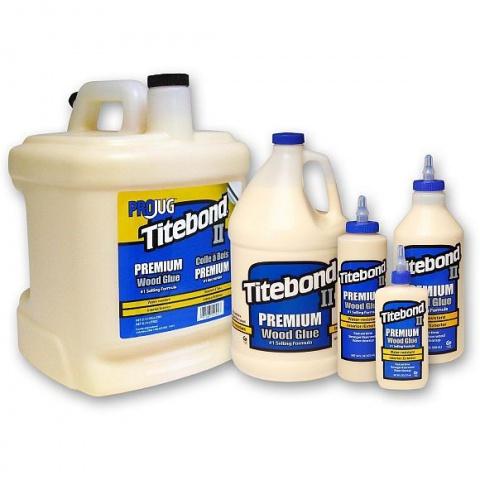 Titebond II Premium Voděodolné lepidlo na dřevo D3