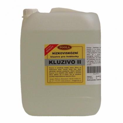 Kluzivo II pro hoblovky, odpařující se - Kanystr 10 litrů