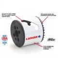 Bi-metalový vykružovací děrovač T3 210 mm, LENOX