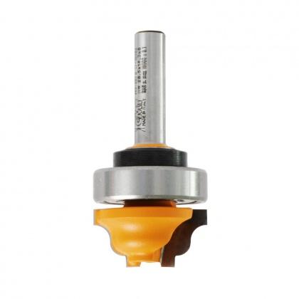 Profilová fréza čelní SK  R4,0  28,6x13,3  Profil D  d=12mm, B28,6