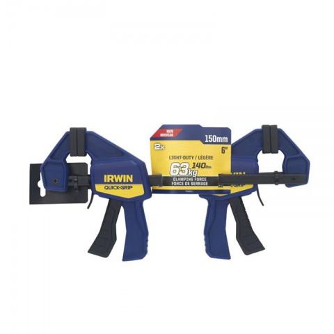 Svěrka jednoruční   MINI  150mm, IRWIN  QUICK-GRIP /2 ks/
