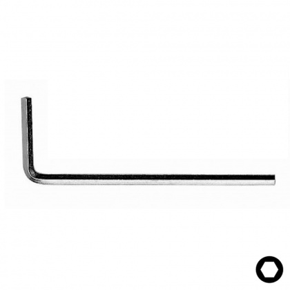 Klíč IMBUS  2,4mm (3/32`) pro 1/8W šroub