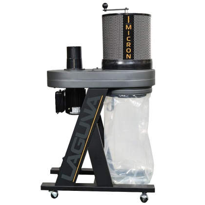 LAGUNA BFlux 1 Odsavač pilin a prachu s mikrofiltračním nástavcem