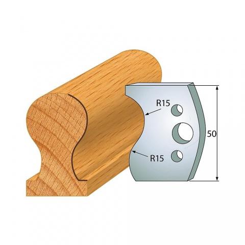 Profil 514/50 - nůž SP Flury