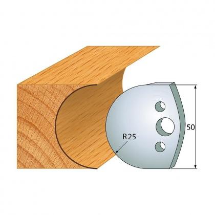Profil 543/50 - nůž SP Flury
