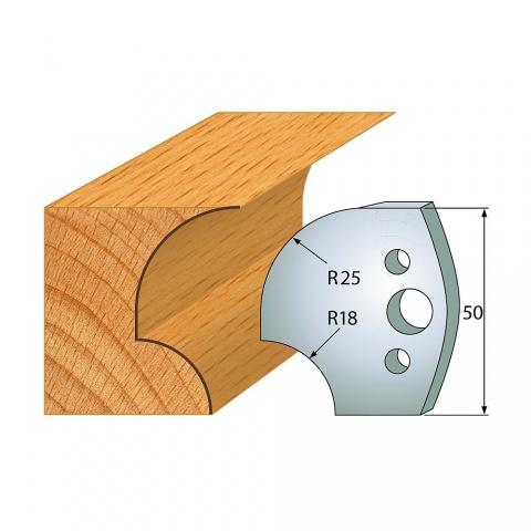 Profil 549/50 - nůž SP Flury