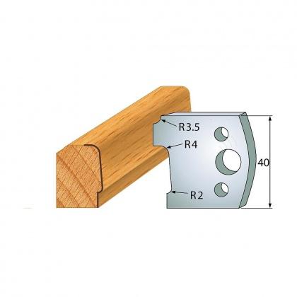 Profil 130 - nůž SP Flury