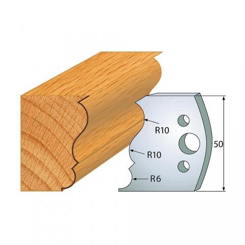 Profil 506/50 - nůž SP Flury