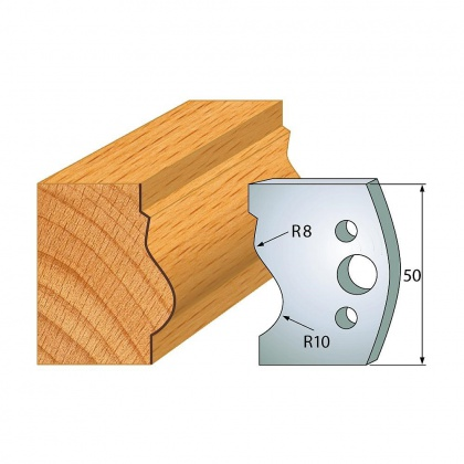 Profil 510/50 - nůž SP Flury