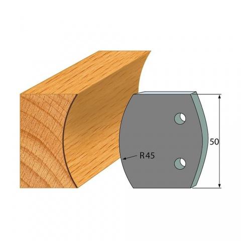 Profil 554/50 - omezovač Flury