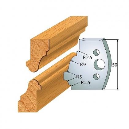 Profil 558/50 - nůž SP Flury