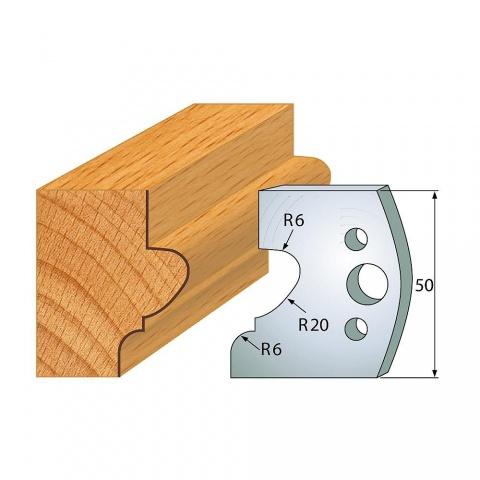 Profil 505/50 - nůž SP Flury
