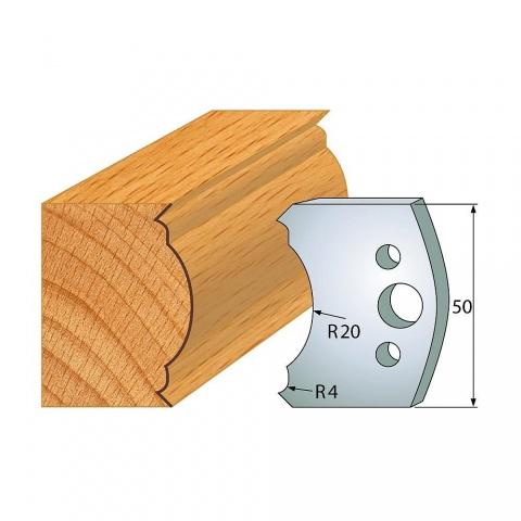 Profil 507/50 - nůž SP Flury