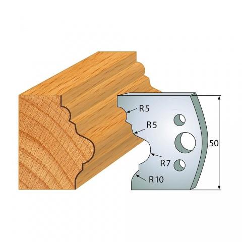 Profil 508/50 - nůž SP Flury