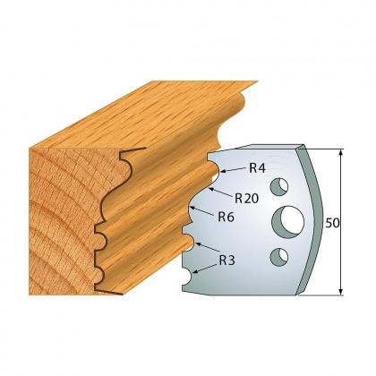 Profil 513/50 - nůž SP Flury