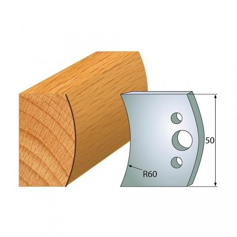 Profil 573/50 - nůž SP Flury