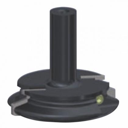 Fréza na úchytky s VBD - CNC