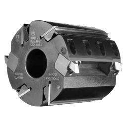 KOMBINOVANÝ VÁLEC s vysouvacími tvarovými noži 4+2
