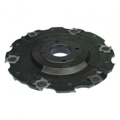 Fréza drážkovací stavitelná s VBD 160x4,0-  7,5x30  4+4z  DFST-4