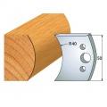 Profil 555/50 - nůž SP Flury
