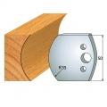 Profil 545/50 - nůž SP Flury