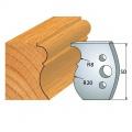 Profil 502/50 - nůž SP Flury
