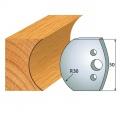 Profil 544/50 - nůž SP Flury