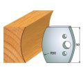 Profil 560/50 - omezovač Flury