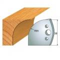 Profil 564/50 - nůž SP Flury