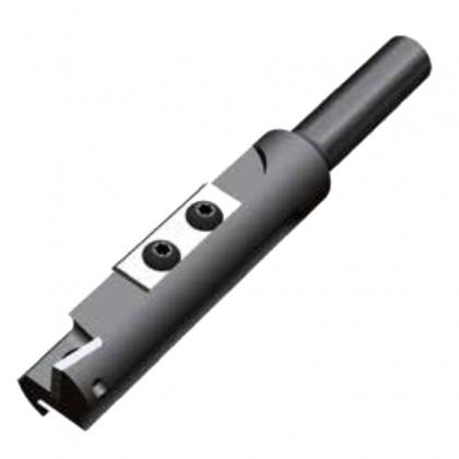 Stopková drážkovací fréza s VBD 20x58/125 S=12x45mm - CNC