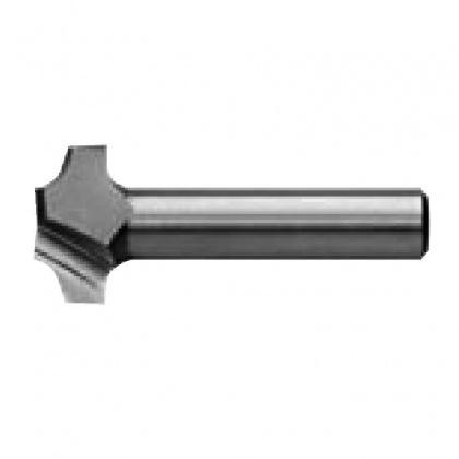 Fréza pro dřevěná eurookna HSS  R3  18x63,0  d=8mm
