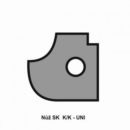 Nůž SK  K/K R8 - UNI
