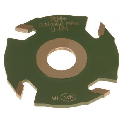 Fréza drážkovací SK 125x16x30  4z  D-HM