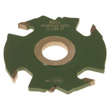 Fréza drážkovací SK 160x16x30  4+2z  D-HM-P