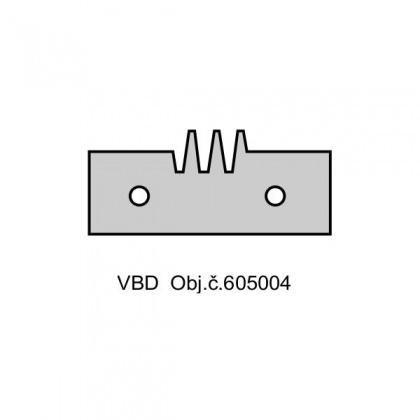 VBD do frézy spárovací 8340/P